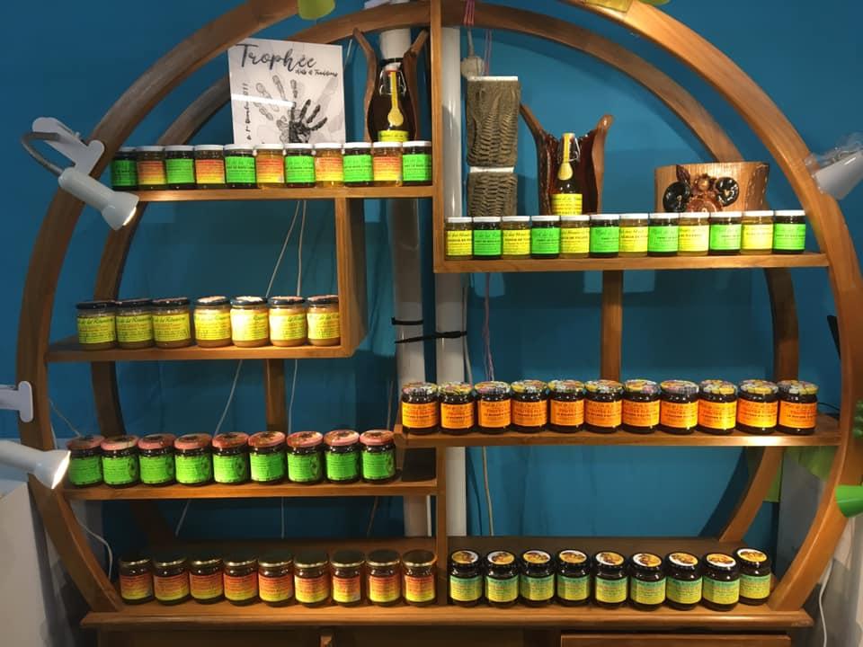 vendeur de miel à la Réunion 974 | Le Rucher d'Autre Foies